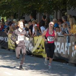 Jüri Jaansoni Kahe Silla Jooks - Annely Peet (340), Americo Kaevand (579)