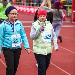 32. Paide - Türi Rahvajooks - Agne Rattik (2371), Andra-Liisa Teder (2627)