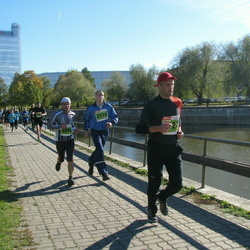2. Tartu Linnamaraton / Sügisjooks - Aare Einsoo (2096), Nikita Azarov (2514)