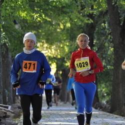 2. Tartu Linnamaraton / Sügisjooks - Annika Vaher (57), German Terehhov (471), Piret Toome (1029)