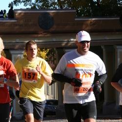 2. Tartu Linnamaraton / Sügisjooks - Annika Vaher (57), Kalle Kask (400)