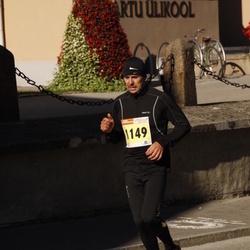 2. Tartu Linnamaraton / Sügisjooks - Ando Mesi (1149)