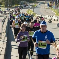 2. Tartu Linnamaraton / Sügisjooks - Meelis Jukk (2266), Annika Põld (2480), Priit Libe (2571)