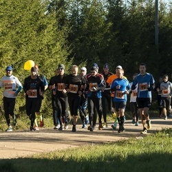 2. Tartu Linnamaraton / Sügisjooks - Meelis Merenäkk (50), Ander Raud (62), Sven Kask (90), Raul Liebenau (121), Hendrik Rull (220)