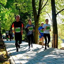 2. Tartu Linnamaraton / Sügisjooks - Argo Sõõru (2116), Marta Empele (2335), Ance Andrejeva-Empele (2336)