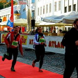 2. Tartu Linnamaraton / Sügisjooks - Martin Meisalu (2412), Remo Mäoma (2735), Andre Pärna (2810)