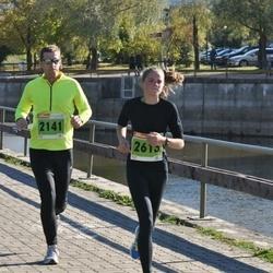 2. Tartu Linnamaraton / Sügisjooks - Tõnu Sepp (2141), Brita Sander (2613)