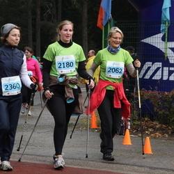 32. Paide - Türi Rahvajooks - Ave Lohk (2062), Merit Männi (2180), Marika Rajamäe (2360)