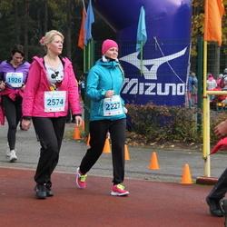 32. Paide - Türi Rahvajooks - Annika Nõulik (2227), Margit Šestakov (2574)