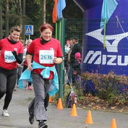 32. Paide - Türi Rahvajooks - Arnika Tegelmann (2636), Katrin Vooremäe (2803)
