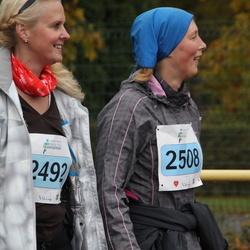 32. Paide - Türi Rahvajooks - Kaja Sepp (2492), Anneli Siimussaar (2508)