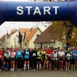 58.Viljandi Linnajooks - Heinar Vaine (4), Ago Veilberg (9), Karel Hussar (34), Alar Kaar (46), Ibrahim Mukunga (101), Andi Linn (108), Mihkel Vitsut (235), Raimond Voolaid (237), Liis-Grete Arro (256), Allar Soo (264)