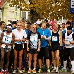 58.Viljandi Linnajooks - Tiidrek Nurme (2), Andrus Lein (3), Ago Veilberg (9), Ibrahim Mukunga (101)