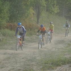 SEB 16. Tartu Rattamaraton - Arno Ladva (5394), Kestas Dikinis (6430)