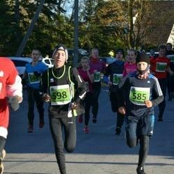 40. Saaremaa Kolme Päeva jooks - Daniel Rüütel (585), Arturs Jarullins (598)