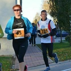 40. Saaremaa Kolme Päeva jooks - Piret Telgmaa (53), Janek Aedmäe (234)