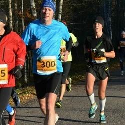 40. Saaremaa Kolme Päeva jooks - Arnis Sulmeisters (300), Peeter Vennikas (455)