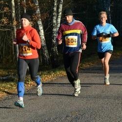 40. Saaremaa Kolme Päeva jooks - Girts Sarma (104), Annika Vaher (114), Romet Raun (325)