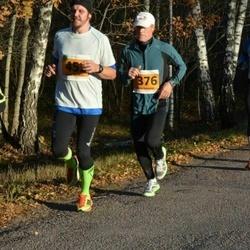 40. Saaremaa Kolme Päeva jooks - Arne Sammel (376), Silver Vürmer (453)