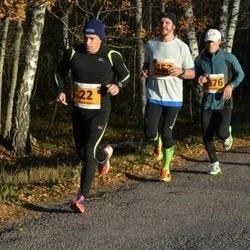 40. Saaremaa Kolme Päeva jooks - Andre Abner (22), Arne Sammel (376), Silver Vürmer (453)
