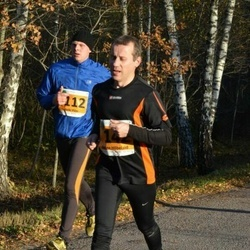 40. Saaremaa Kolme Päeva jooks - Heiki Pilm (112), Aarne Hõbelaid (142)