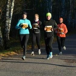 40. Saaremaa Kolme Päeva jooks - Vjatšeslav Košelev (3), Annika Mets (127)
