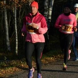 40. Saaremaa Kolme Päeva jooks - Anastasia Gerassimova (441), Renna Järvalt (477)