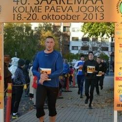 40. Saaremaa Kolme Päeva jooks - Andre Lomaka (467)