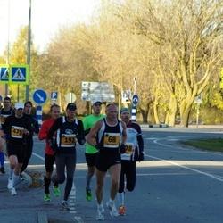 40. Saaremaa Kolme Päeva jooks - Ago Veilberg (68), Ergo Kilki (192), Lauri Tiganik (475)