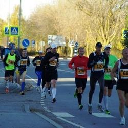 40. Saaremaa Kolme Päeva jooks - Ago Veilberg (68), Janar Mai (89), Ergo Kilki (192), Rait Ratasepp (292), Kristjan Vares (413), Lauri Tiganik (475)