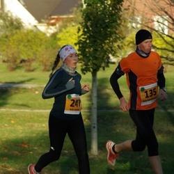 40. Saaremaa Kolme Päeva jooks - Keio Hämäläinen (135), Britt Jaaska (247)