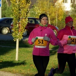 40. Saaremaa Kolme Päeva jooks - Maila Kuus (51), Anastasia Gerassimova (441)