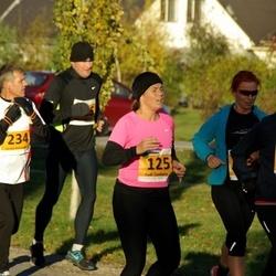40. Saaremaa Kolme Päeva jooks - Kadi Taalberg (125), Evely Siimsoo (190), Janek Aedmäe (234)
