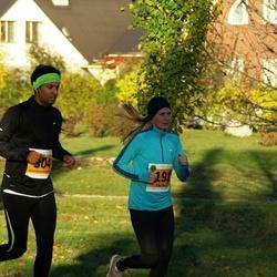 40. Saaremaa Kolme Päeva jooks - Liisi Ots (191), Abdelrahman Bayrekdar (304)