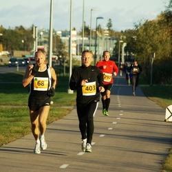 40. Saaremaa Kolme Päeva jooks - Ago Veilberg (68), Kalev Õisnurm (403)