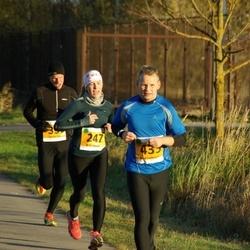 40. Saaremaa Kolme Päeva jooks - Britt Jaaska (247), Rauno Liebenau (378)