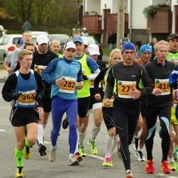 40. Saaremaa Kolme Päeva jooks - Jaan Õun (11), Anton Salinin (264), Jaanus Bauman (271), Toomas Tarm (282), Ago Kokk (416)