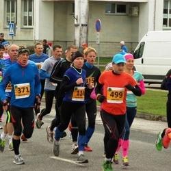40. Saaremaa Kolme Päeva jooks - Annika Vaher (114), Jaanus Mägi (371), Ahto Tatter (402), Lauri Enn (499)