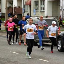 40. Saaremaa Kolme Päeva jooks - Andre Abner (22), Knut Hanga (90), Peep Leino (141), Maris Terno (171), Priit Tsirp (283)