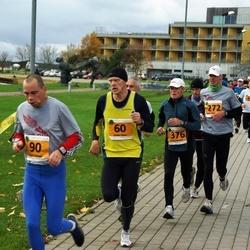 40. Saaremaa Kolme Päeva jooks - Janek Ollep (60), Knut Hanga (90), Ingmar Pärtelpoeg (272), Arne Sammel (376)