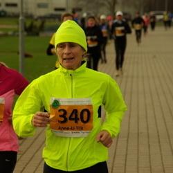 40. Saaremaa Kolme Päeva jooks - Anne-Li Tilk (340), Anastasia Gerassimova (441)