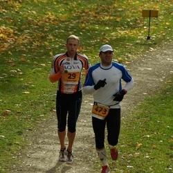 40. Saaremaa Kolme Päeva jooks - Andre Pukk (29), Mallor Malmre (473)