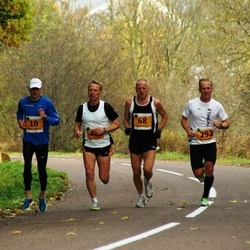 40. Saaremaa Kolme Päeva jooks - Margus Pirksaar (10), Ago Veilberg (68), Rait Ratasepp (292), Kalev Õisnurm (403)