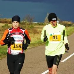 40. Saaremaa Kolme Päeva jooks - Pekka Ranta (41), Alar Lehesmets (159)