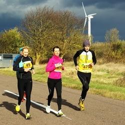 40. Saaremaa Kolme Päeva jooks - Triin Peterson (49), Kristiina Nurk (398), Arthur Raichmann (471)