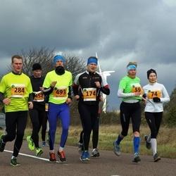 40. Saaremaa Kolme Päeva jooks - Kaire Kallak (59), Järvi Valter (74), Raivo Erik (174), Indrek Sink (284), Antti Kopliste (452), Holger Part (466), Ago Saluveer (493)