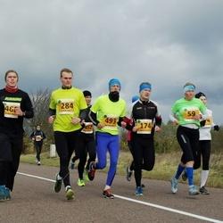 40. Saaremaa Kolme Päeva jooks - Kaire Kallak (59), Raivo Erik (174), Indrek Sink (284), Holger Part (466), Ago Saluveer (493)