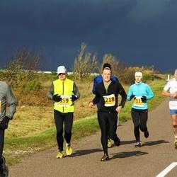 40. Saaremaa Kolme Päeva jooks - Kadri Pilm (113), Janis Riekstins (218), Arvi Tael (238), Aalo Kukk (359)