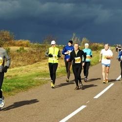 40. Saaremaa Kolme Päeva jooks - Janis Riekstins (218), Arvi Tael (238), Aalo Kukk (359)