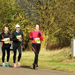 40. Saaremaa Kolme Päeva jooks - Aarne Hõbelaid (142), Ermo Veelain (143)